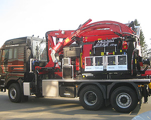 ms-max 10 xl nmv hack truck